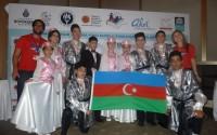 Azerbaycanlı Çocukların Uluslararası Gülen Çocuk Şenliğine Katılımına TİKA'dan Destek