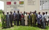 Togo'da Eğitime TİKA'dan Destek