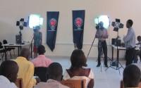 TİKA'dan Mombasa Teknik Enstitüsü'ne Multimedya Sınıfı