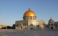 Kubbetü's Sahra'nın Altın Kaplama Alemi Yenilendi