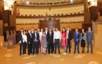 Kazakistan Kamu Yönetimi Akademisi ile TİKA Arasındaki İşbirliği Devam Ediyor