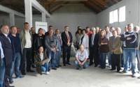 TİKA'dan Makedonyalı Çiftçilere Pirinç Tohumu