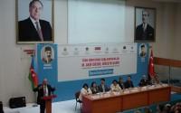 İstiklal Şairimiz Mehmet Akif Ersoy ve Hüseyin Cavit Azerbaycan'da Düzenlenen Uluslararası Konferansla Anıldı