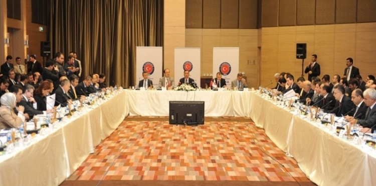 The 2Nd Advisory Board Meeting Was Held By TİKA