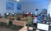 Computer Class To Uzbekistan