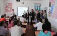 TİKA'dan Sadriddin Aynı Devlet Pedagoji Üniversitesi'ne Ekipman Desteği