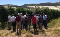 TİKA'dan Kazakistanlı Meyve Üreticilerinin İnceleme Gezisine Destek