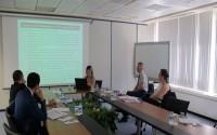 TİKA'dan Azerbaycan Merkez Bankası Heyetine Eğitim