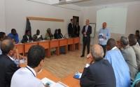 Moritanya Kamu Hizmetleri ve Yönetimin Modernizasyonu Bakanlığı Yöneticilerinin Eğitimine TİKA Desteği
