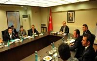 Bosna Hersekli Basın Mensuplarının Türkiye Ziyareti