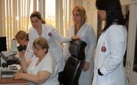Gürcistan Sağlik Personeline Eğitim