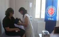 TİKA, Arnavutluk'ta Yaşlılara Destek Sağlayan Tek Donör Oldu