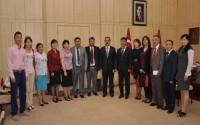 Moğolistanlı Sayıştay Denetçilerine Eğitim