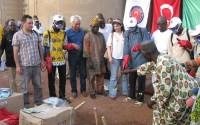Benin'de Pamuk Yetiştiriciliğine Destek