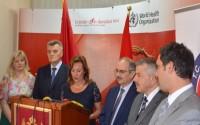 Karadağ'da Ulusal Kan Transfüzyon Merkezi'nin Onarımı ve Donanımı Tamamlandı