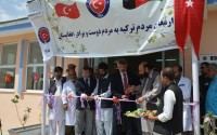 TİKA, Afganistan'daki İdari ve Sivil Altyapıların Geliştirilmesine Destek Vermeye Devam Ediyor
