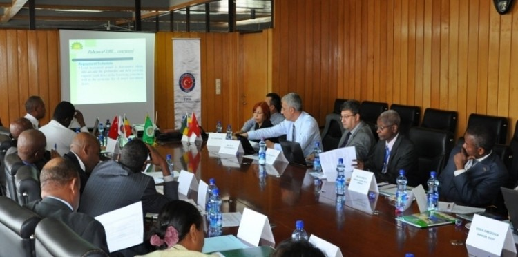 The First Training Courses In The Scope Of The Cooperation Between TİKA And The Development Banks Have Started