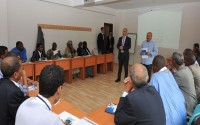 TİKA's Support For The Education Of Ministry Of Modernization Of Public Services And Management Of Mauritania Directors