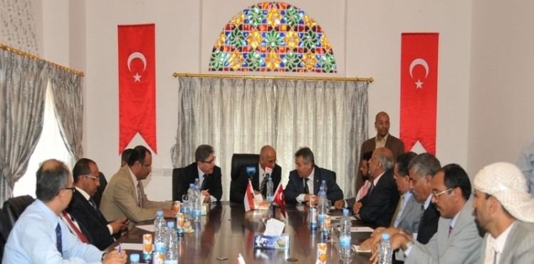 TİKA Continues To Support The Restructuring Of Yemen