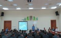 Türkmenistanlı Polislere Çevik Kuvvet Eğitimi