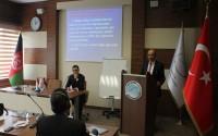 Afganistanlı Hakim ve Savcılara Seminer