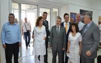 Karadağ'da Sağlık Alt Yapısının İyileştirilmesine Devam Ediliyor