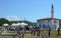 Klezna Camii'nin Tadilatı ve Donanımı Tamamlandı