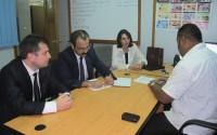 Fiji'de Acil Servislerin Hizmet Kapasiteleri Artırılacak