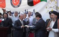 Afganistan'ın Ulaştırma Alt Yapısının Geliştirilmesine Devam Ediliyor