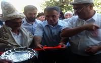 Kırgızistan'da Yetimhane Binasının Açılışı Yapıldı