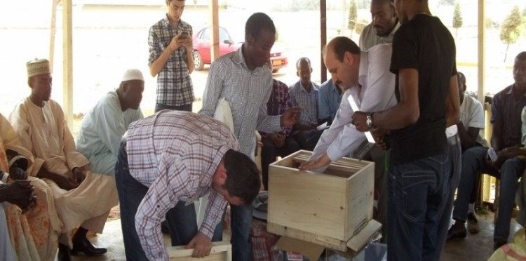 Workshop For Honey Producers In Cameroon