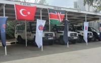 TİKA Provides Ambulances To Kenya Ministry Of Health
