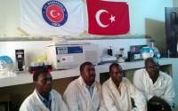 Materıals Assıstance Was Provıded To The Bohıcan Cotton Research Instıtute Entomology Laboratory In Benın