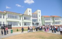 A School Has Been Opened For Service In Serbia With A 500-Student Capacity