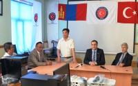 Moğolistan'a Sağlık Alanında Ekipman Desteği