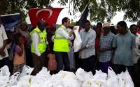 Ramazanda Afrika'ya Acil Gıda Desteği Sağlandı