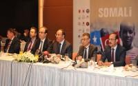 Somali'ye Yapılan Yardımlara Yönelik Basın Toplantısı Düzenlendi