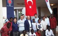 Kamerunlu Gençler Türkçe Öğrenecek