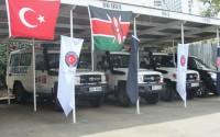Kenya Sağlık Bakanlığı'na Ambulans Desteği