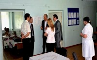 Moldova'da Sağlık Alanındaki İşbirliği Devam Ediyor