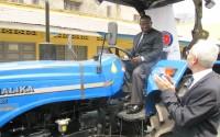 Demokratik Kongo'da Zirai Kalkınmaya Destek