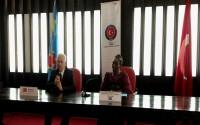 Kongo Demokratik Cumhuriyeti Dışişleri Bakanlığı'na Ekipman Desteği