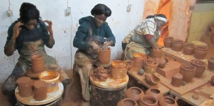 Efforts To Develop The Art Of Pottery Continue In Benin