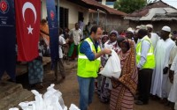 Emergency Food Aid Was Provided To Africa During Ramazan