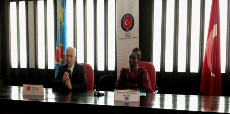 Equipment Provided To The Democratic Republic Of Congo Ministry Of Foreign Affairs