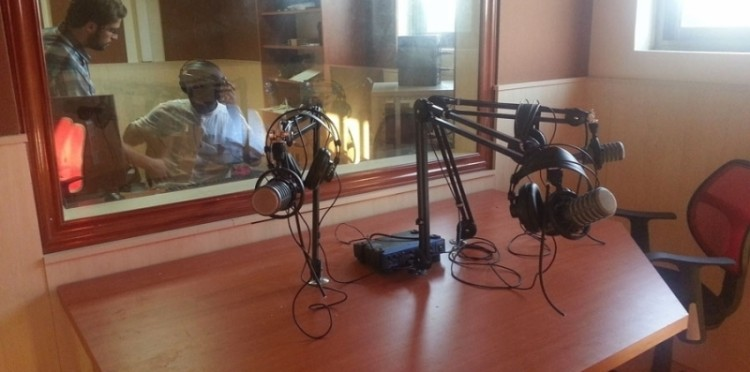 Technical Equipment Support For Two Local Radio Stations In Uganda