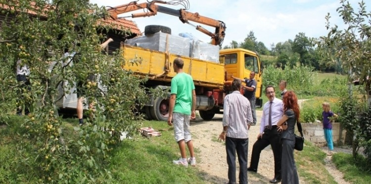 The Eastern Bosnia Srebrenitsa Agricultural Projects Have Been Completed