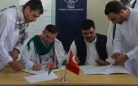 Afganistan'a Tıbbi Ekipman ve Malzeme Desteği Verildi