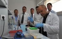 Türkmenistanlı Veteriner Hekimlere Eğitim