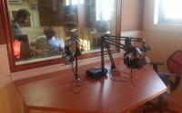 Uganda'da İki Yerel Radyo İstasyonu'na Teknik Ekipman Desteği
